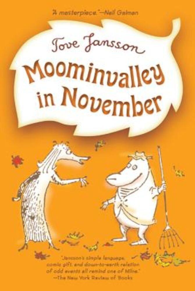 Moominvalley in November, Paperback