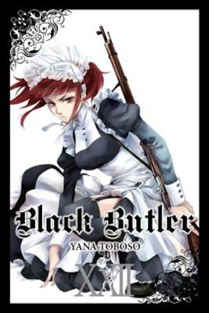 Black Butler, Volume 22, Paperback