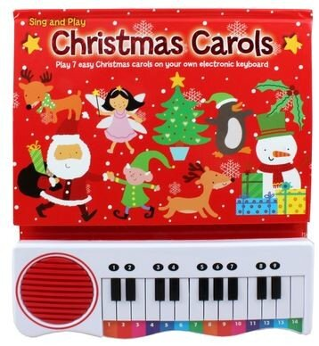 Piano Book - Christmas Carols (New Cover) (Ctn Qty 12)