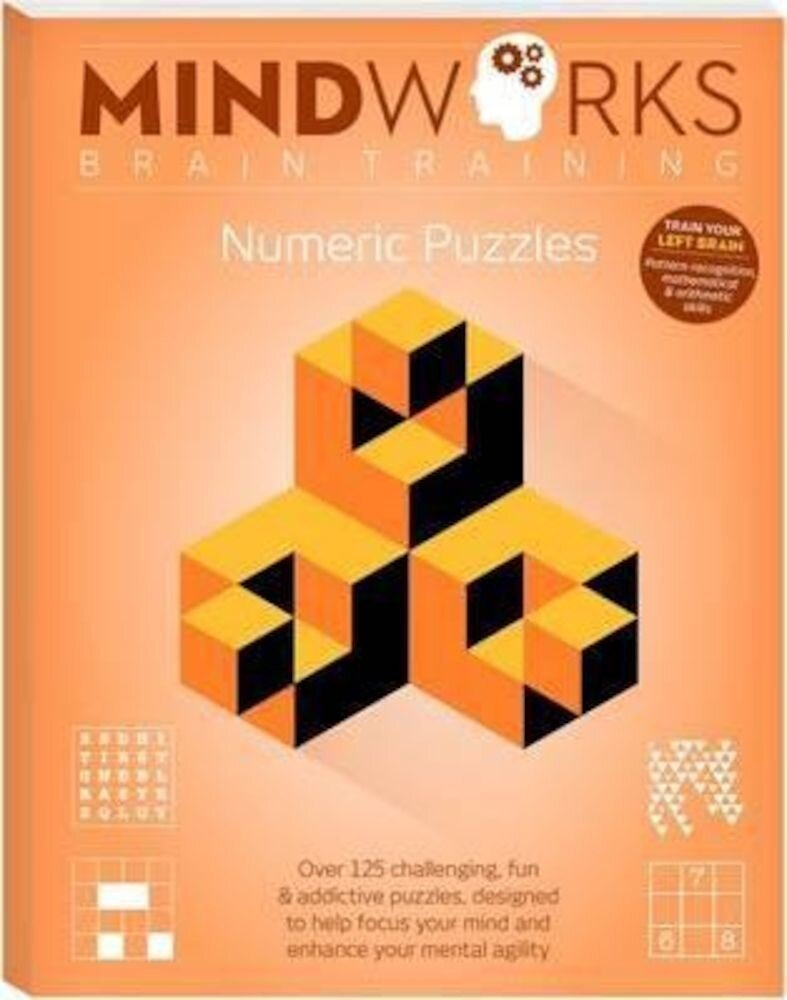 Mindworks Brain Training Series 1: Numeric Puzzles