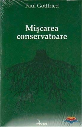 Coperta Carte Miscarea conservatoare