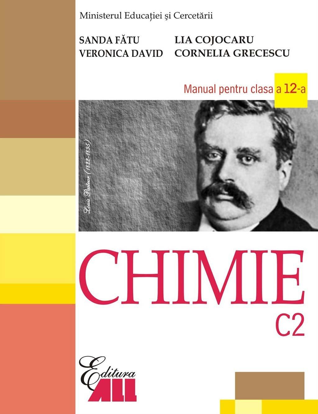 Chimie C2. Manual pentru clasa a 12-a (eBook)