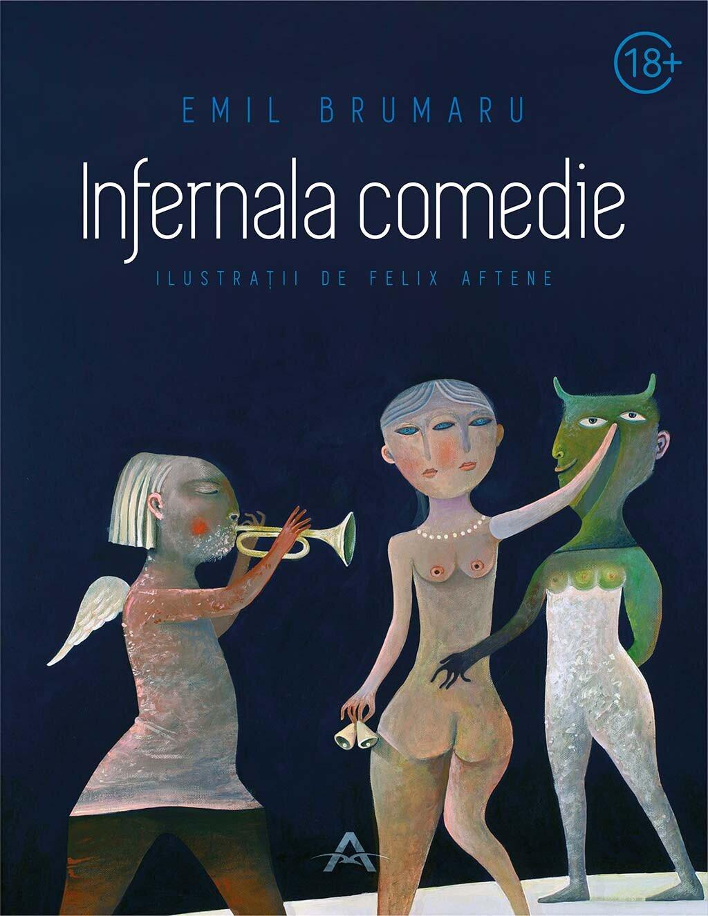 Infernala comedie. 18+ (eBook)