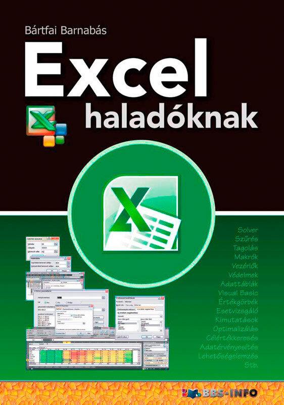 Excel haladoknak (eBook)