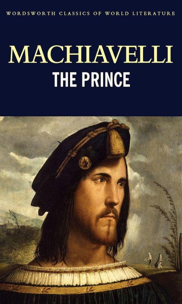 Coperta Carte The Prince