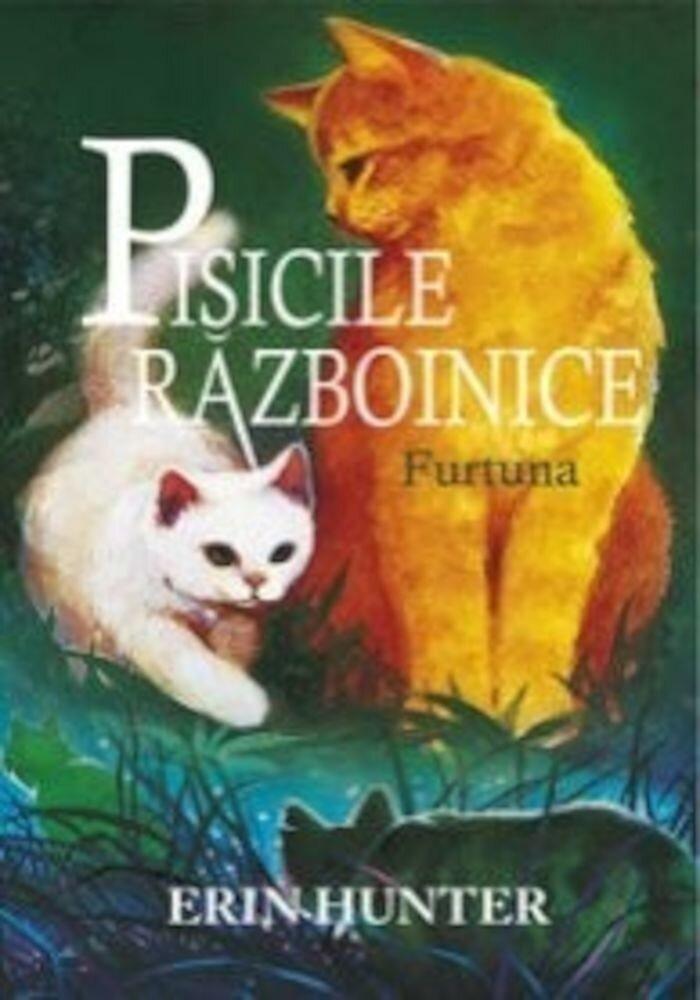 Pisicile razboinice, Vol. 4: Furtuna