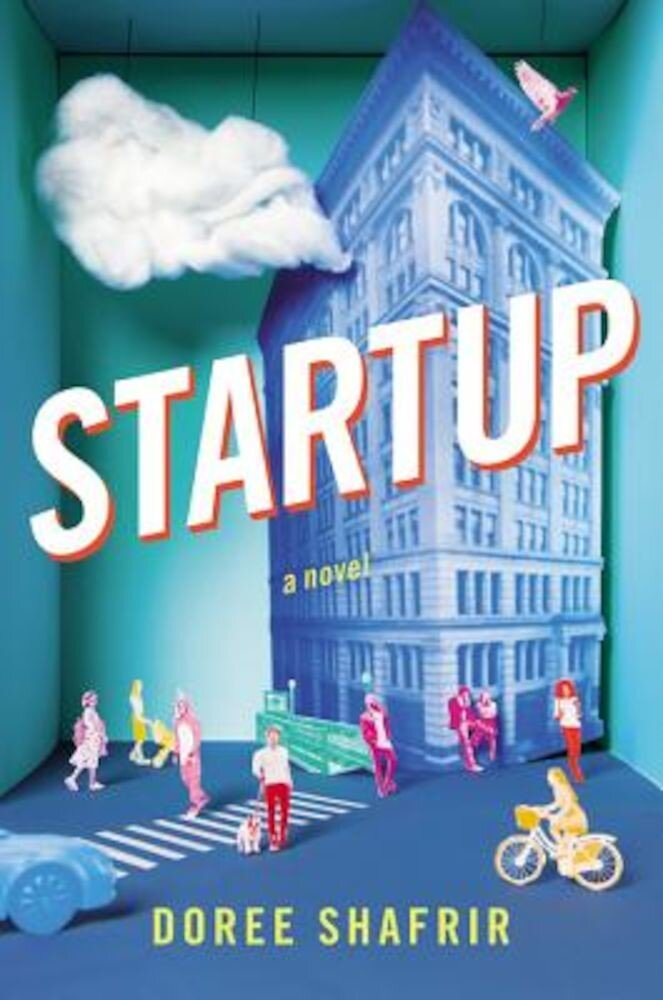 Startup, Hardcover