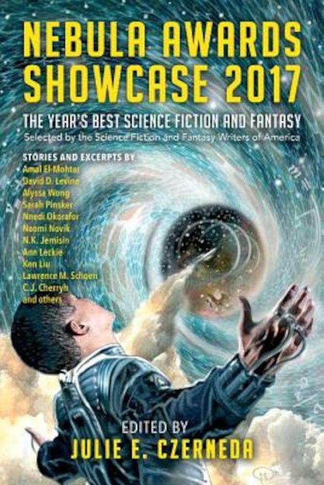 Nebula Awards Showcase 2017, Paperback