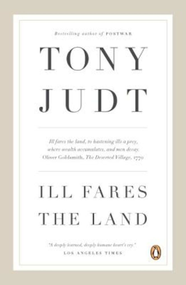 Ill Fares the Land, Paperback