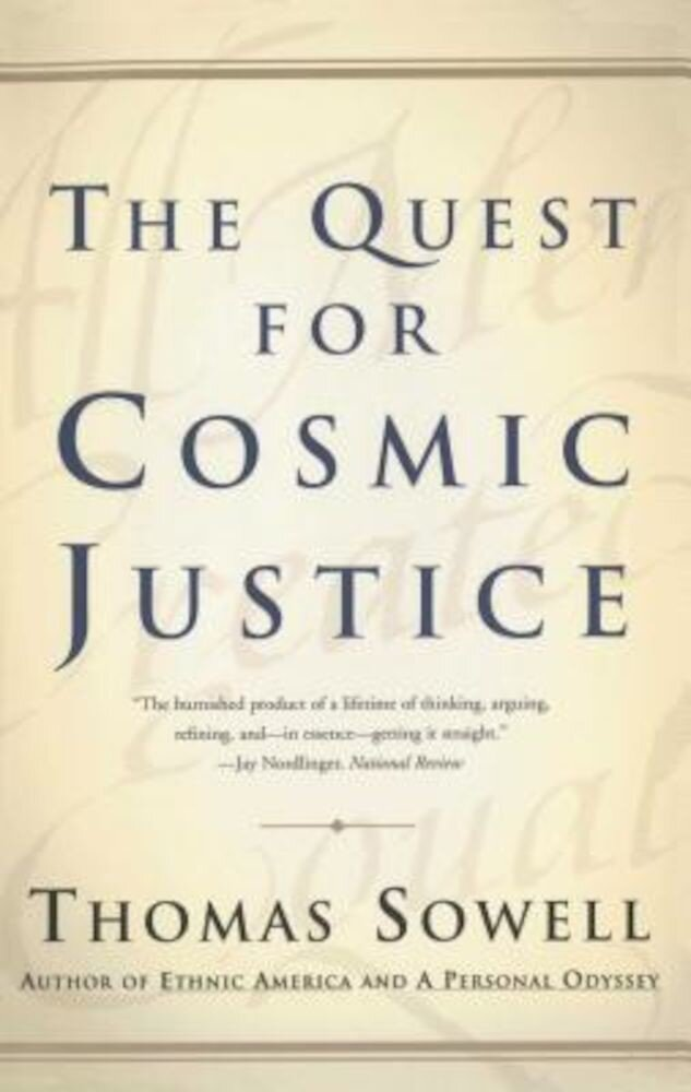 The Quest for Cosmic Justice, Paperback