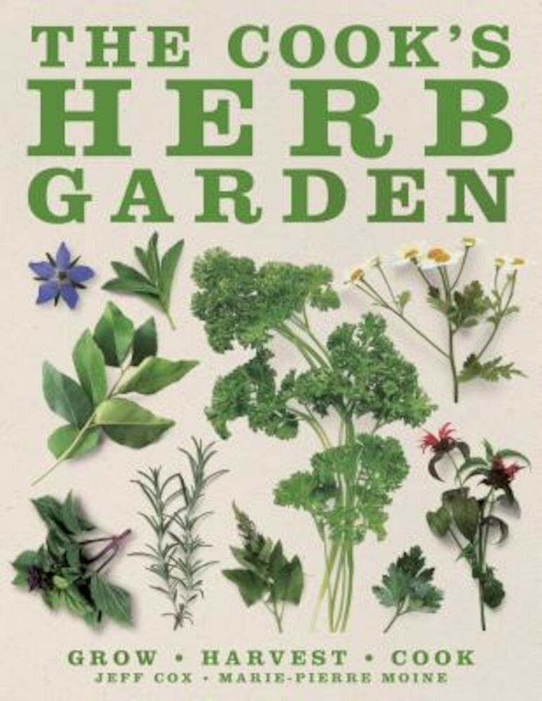 The Cook's Herb Garden, Hardcover