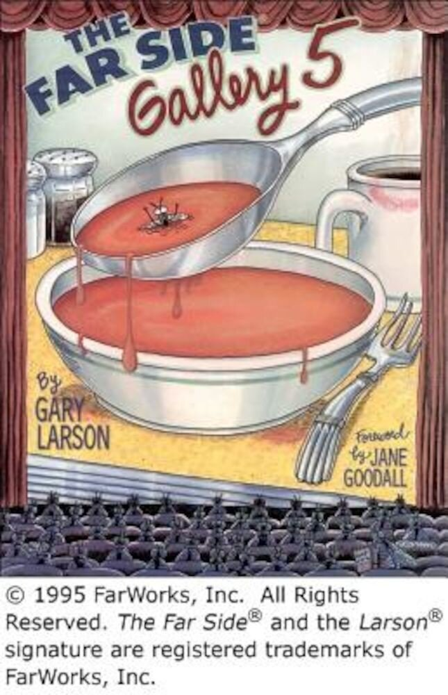 The Far Side Gallery 5, Paperback