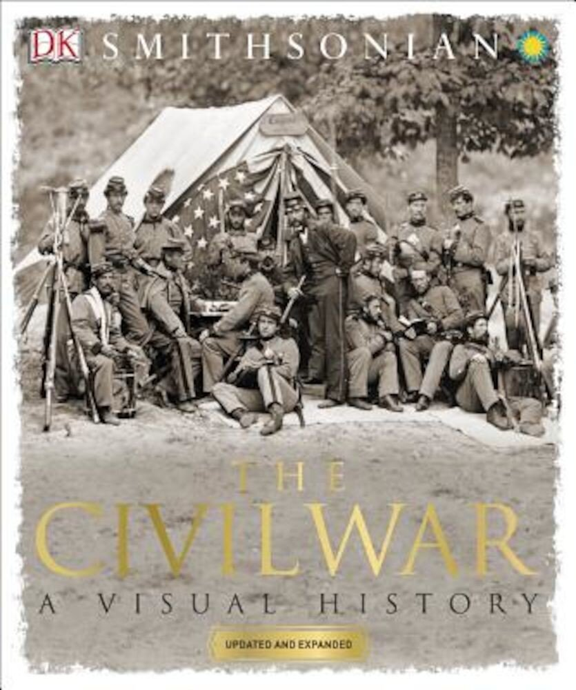 The Civil War: A Visual History, Paperback
