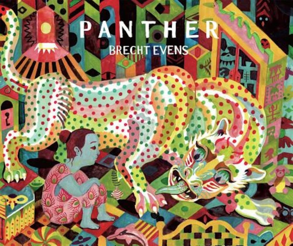 Panther, Hardcover