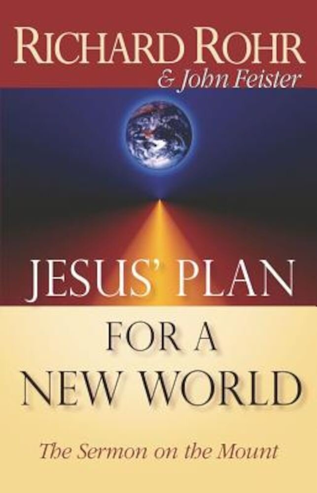 Jesus' Plan for a New World, Paperback