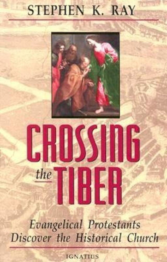 Crossing the Tiber, Paperback
