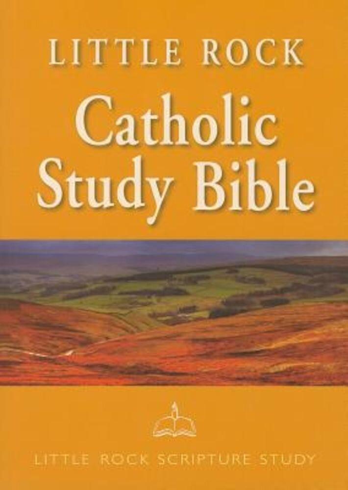 Little Rock Scripture Study Bible-NABRE, Paperback