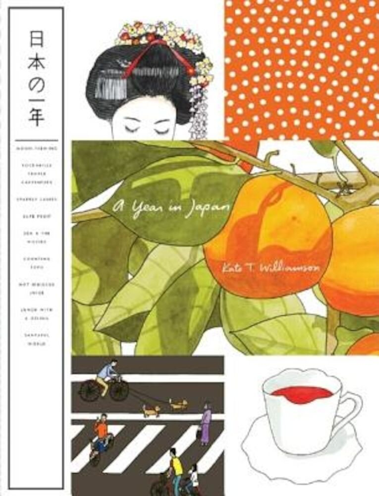 A Year in Japan, Paperback