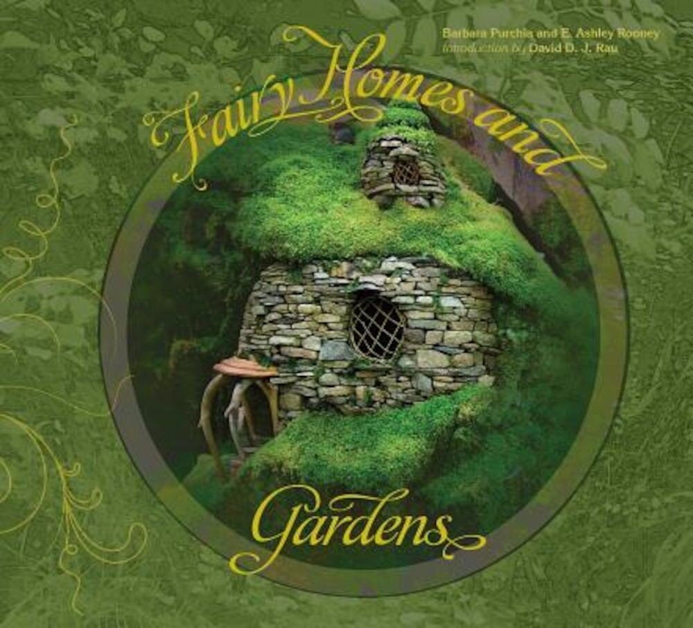 Fairy Homes and Gardens, Hardcover