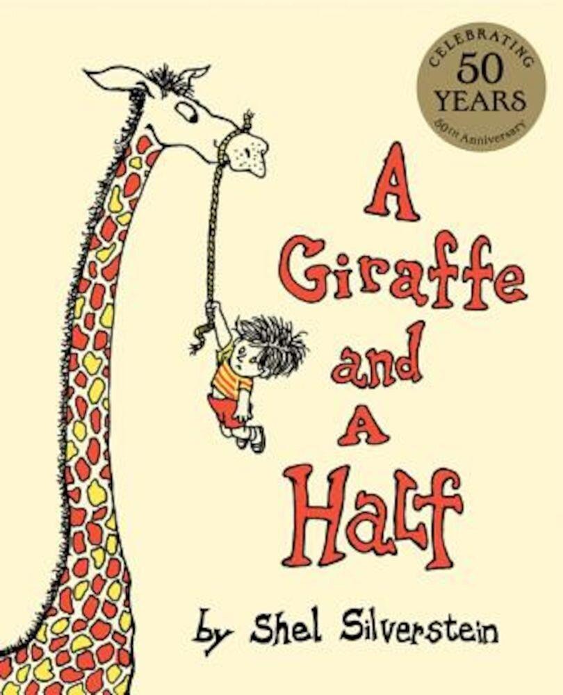 A Giraffe and a Half, Hardcover
