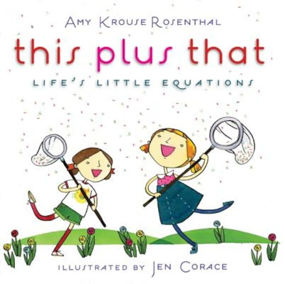 This Plus That: Life's Little Equations, Hardcover