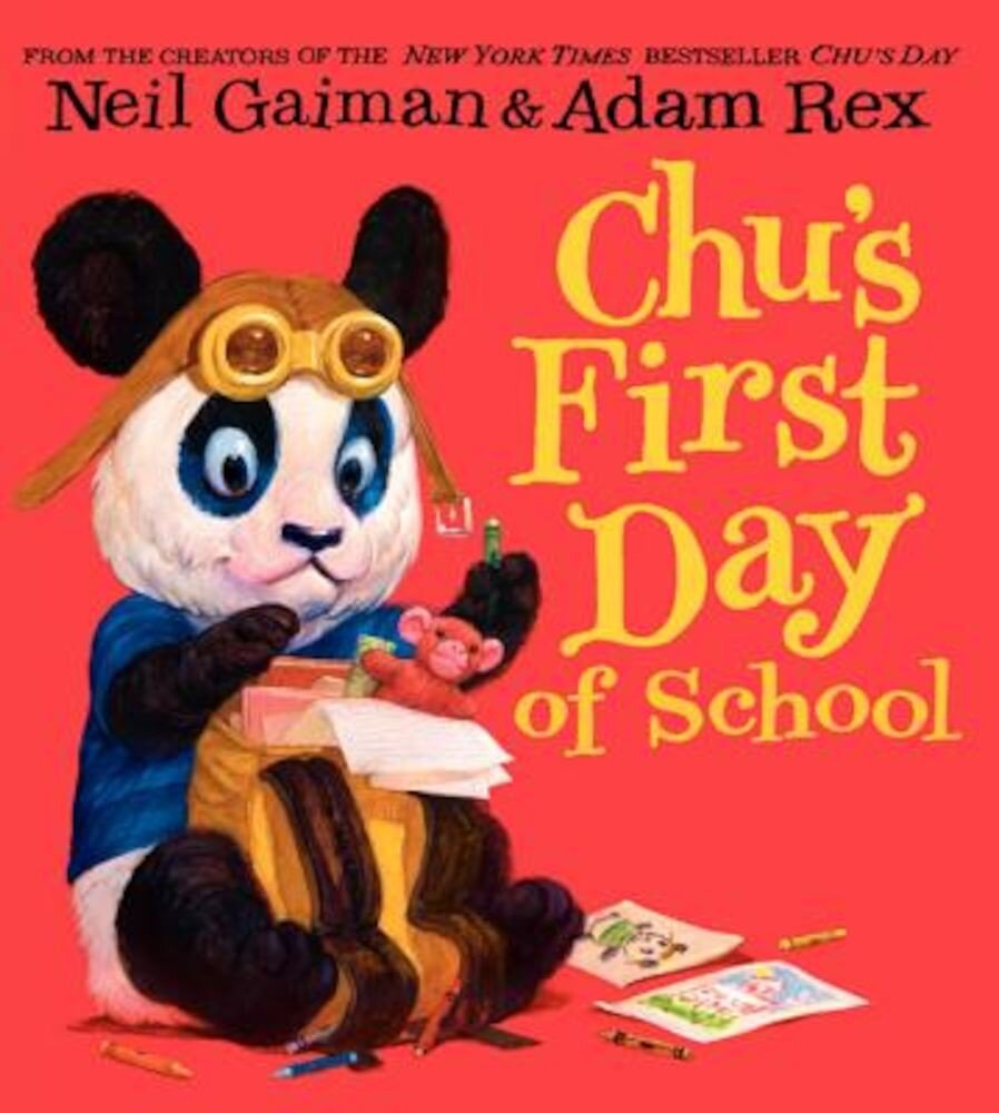 Chu's First Day of School, Hardcover