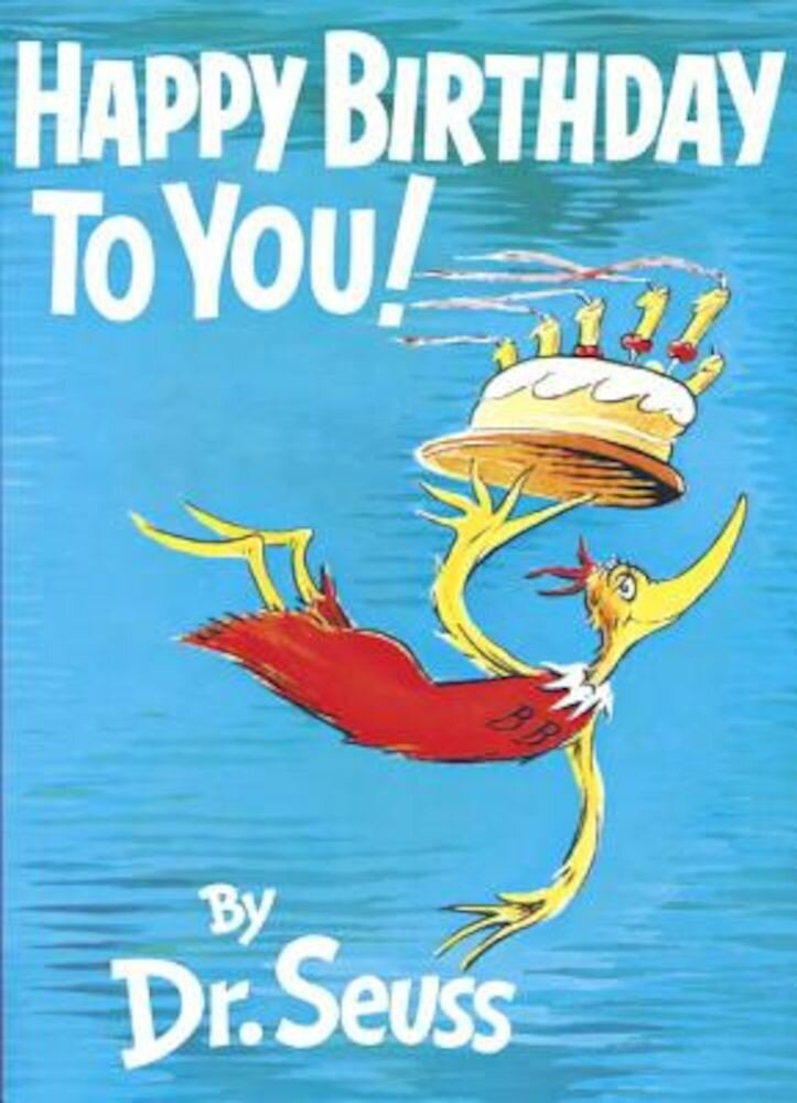 Happy Birthday to You!, Hardcover