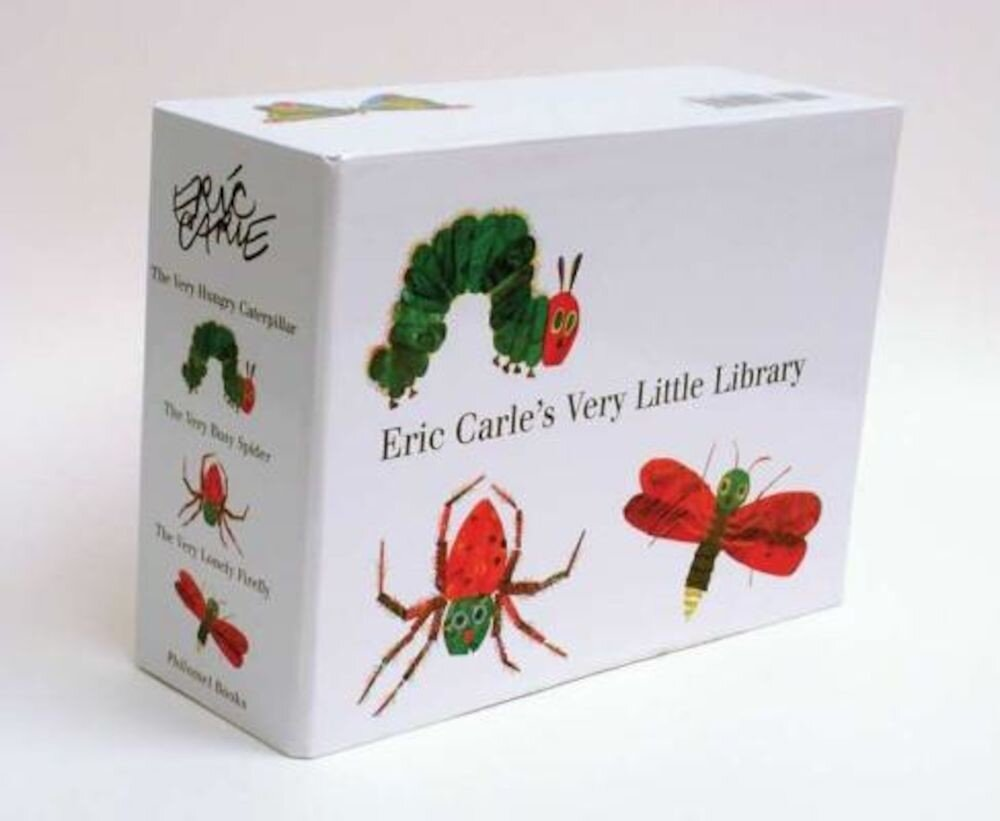 Eric Carle's Very Little Library, Hardcover