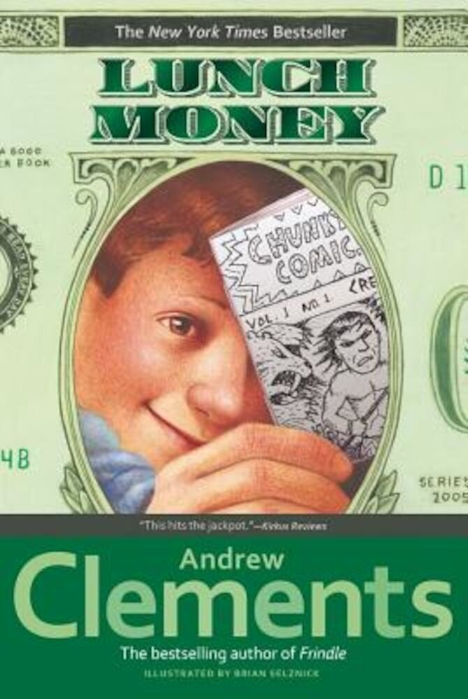 Lunch Money, Paperback
