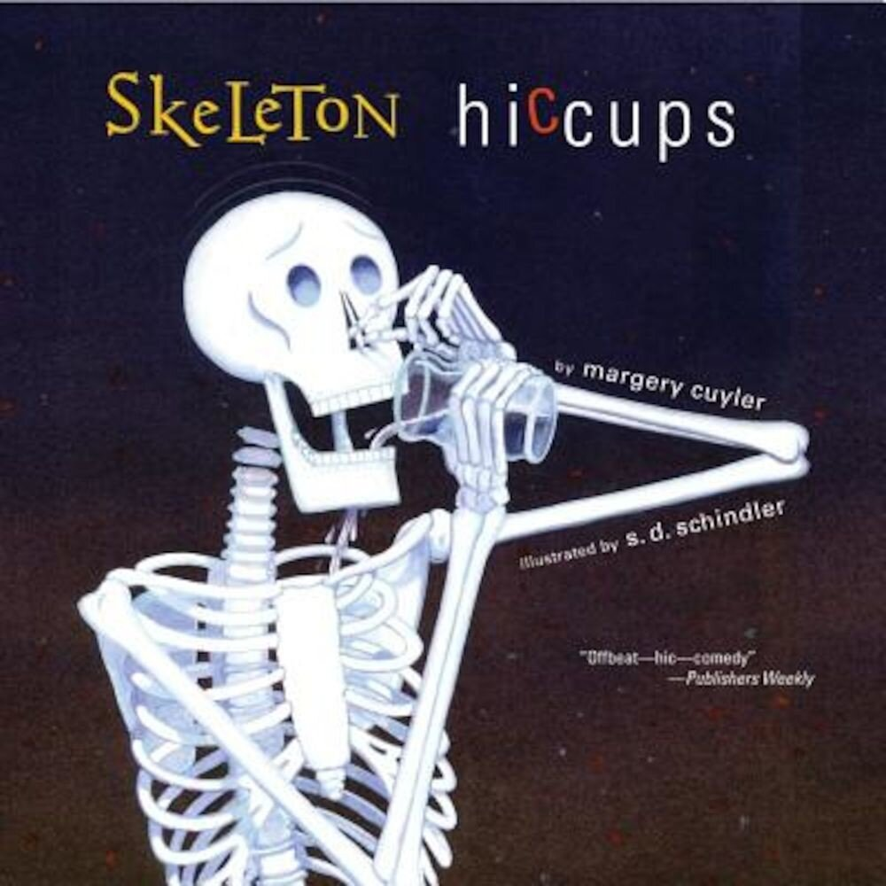 Skeleton Hiccups, Paperback
