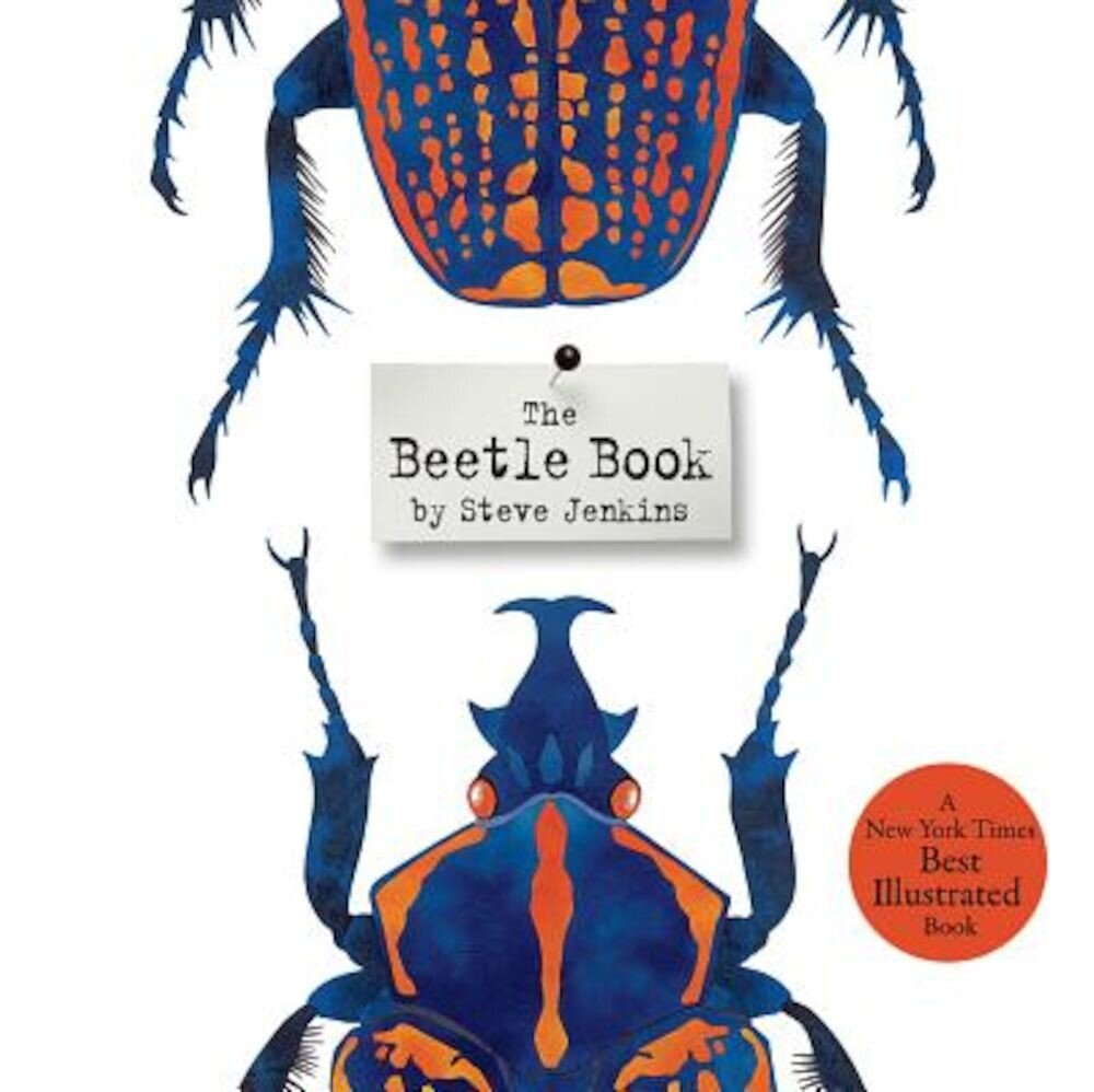 The Beetle Book, Hardcover