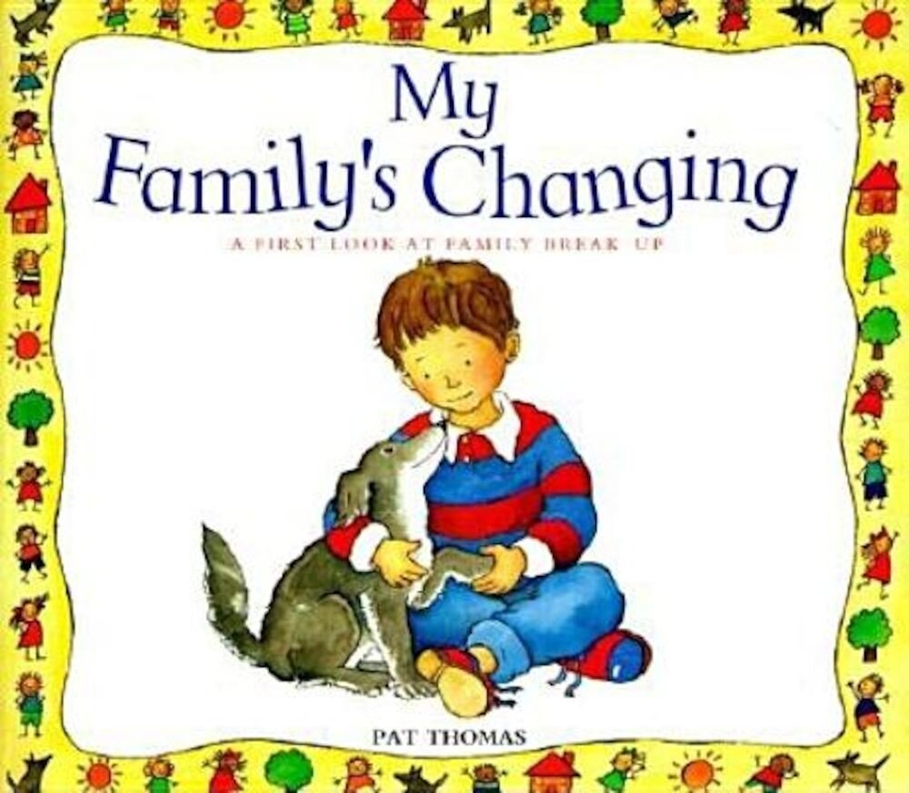 My Family's Changing, Paperback