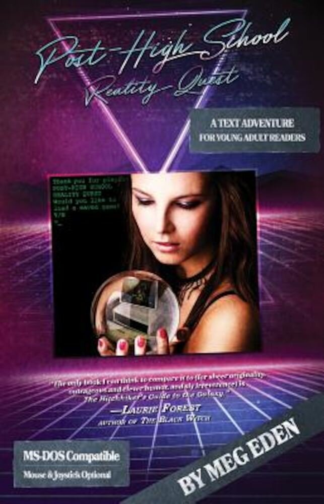 Post High School Reality Quest, Paperback
