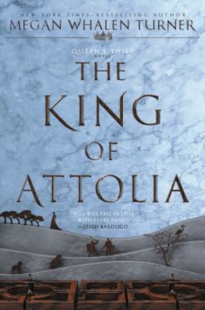 The King of Attolia, Paperback