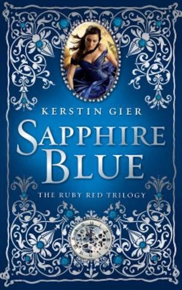 Sapphire Blue, Hardcover