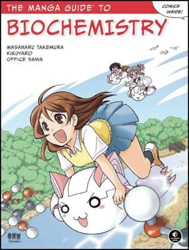 The Manga Guide to Biochemistry, Paperback