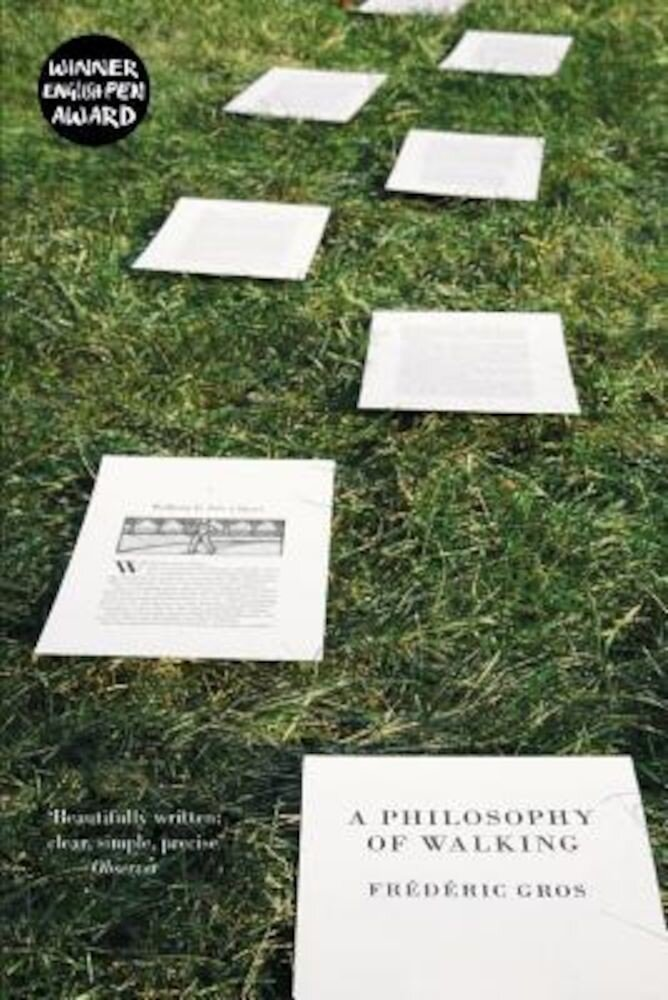 A Philosophy of Walking, Paperback