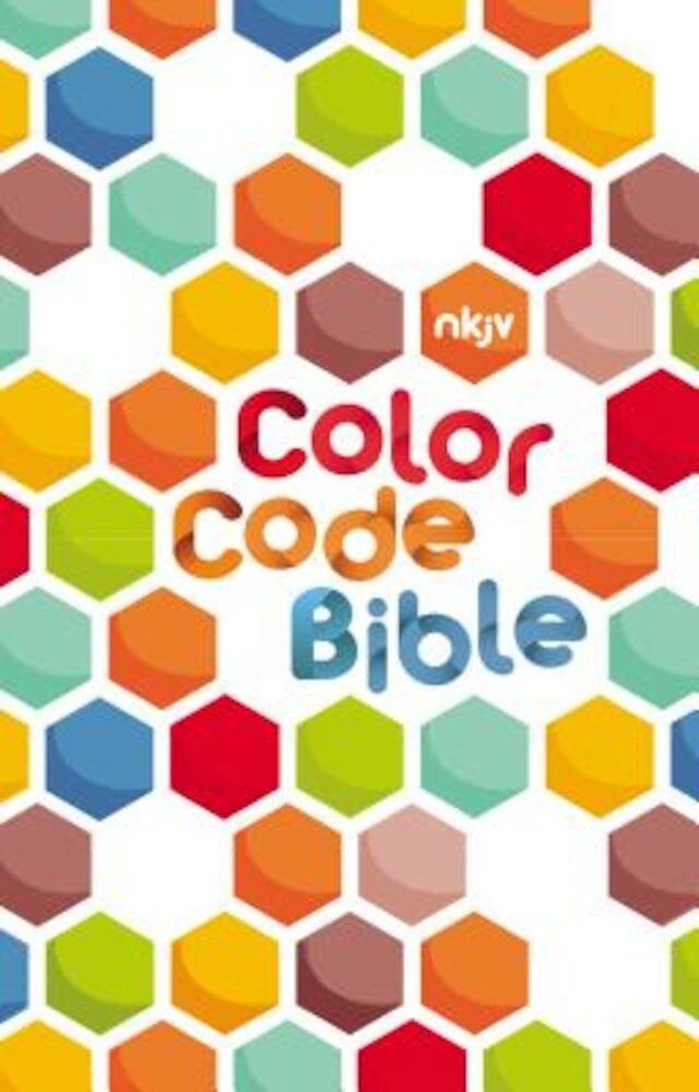 Color Code Bible-NKJV, Hardcover