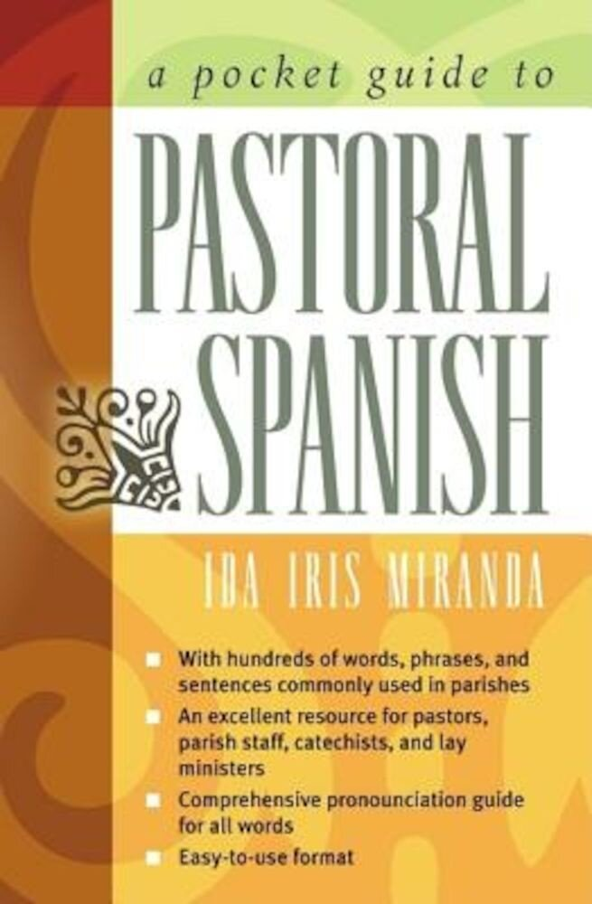 A Pocket Guide to Pastoral Spanish, Paperback