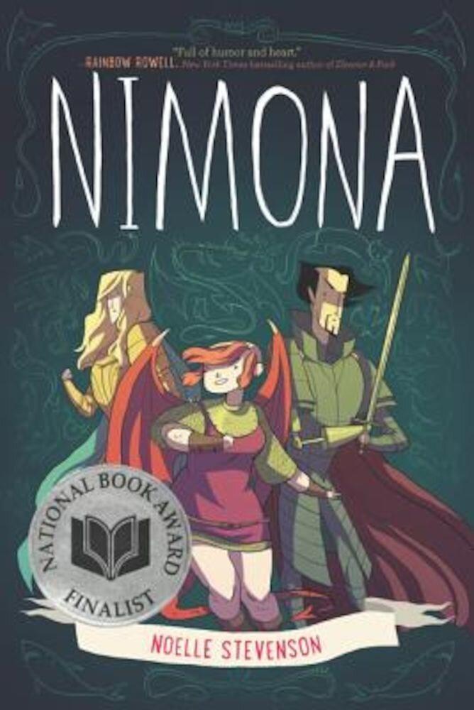 Nimona, Paperback