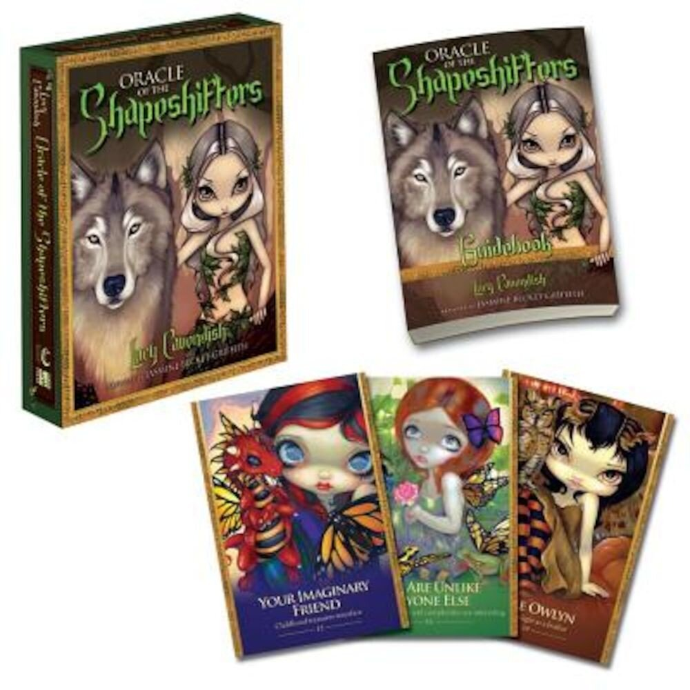 Oracle of the Shapeshifters [With 45 Cards], Paperback