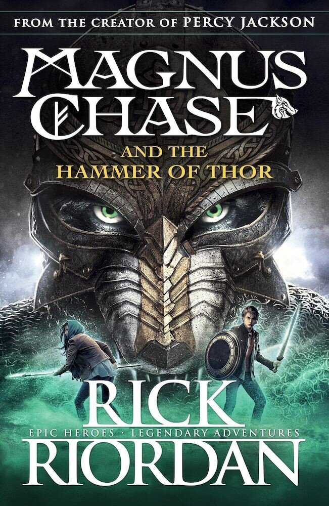 Coperta Carte Magnus Chase and the Hammer of Thor (Book 2)
