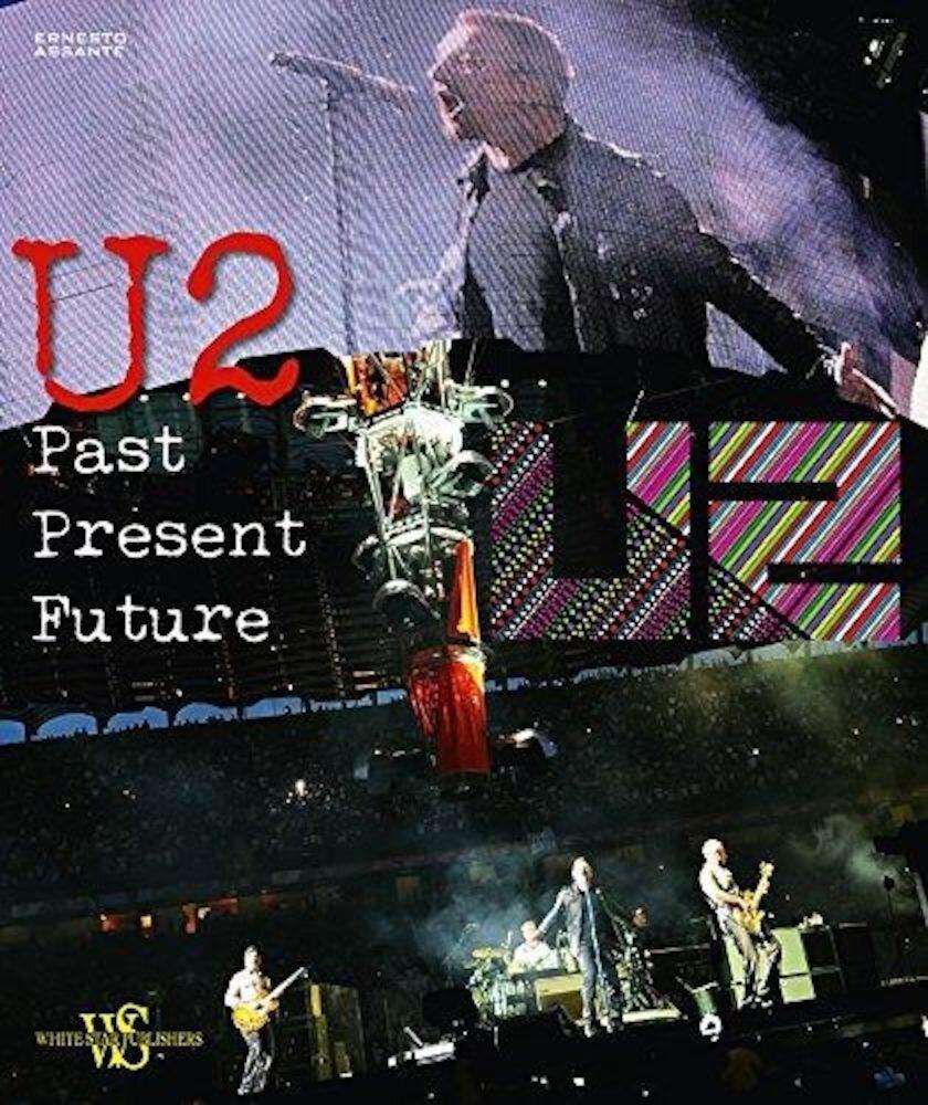 Coperta Carte U2 Past, Present, Future