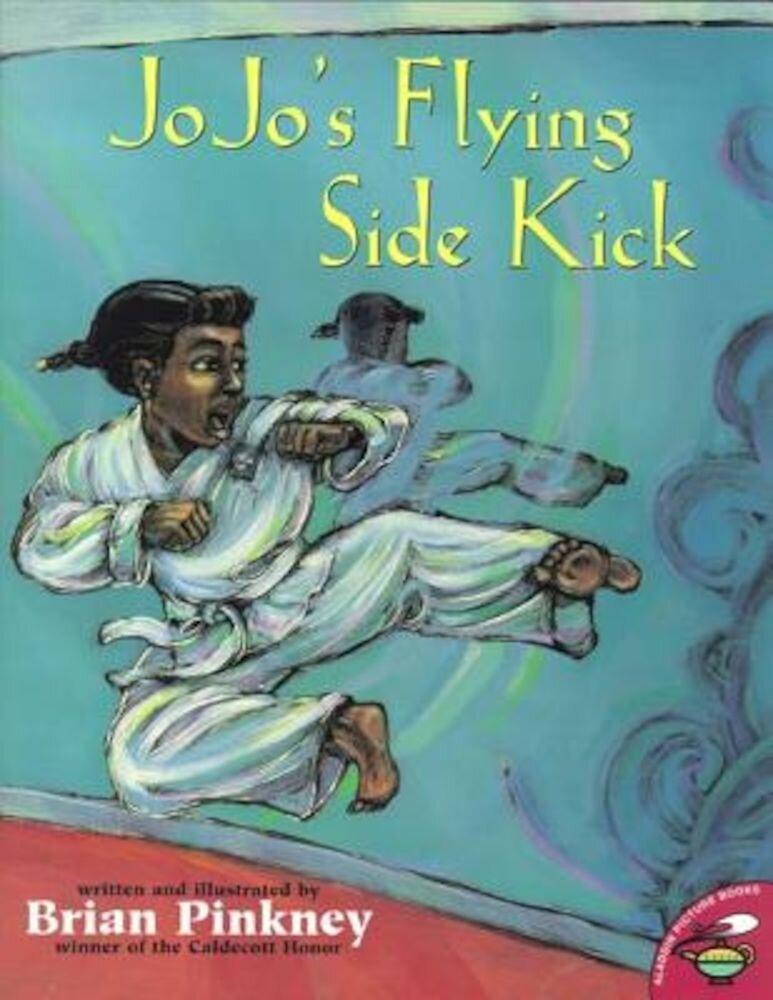 Jojo's Flying Sidekick, Paperback