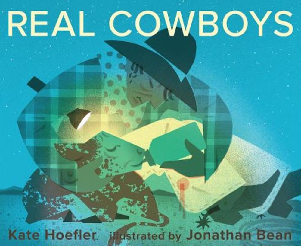 Real Cowboys, Hardcover