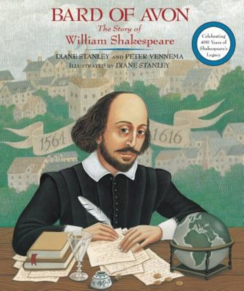 Bard of Avon: The Story of William Shakespeare, Paperback