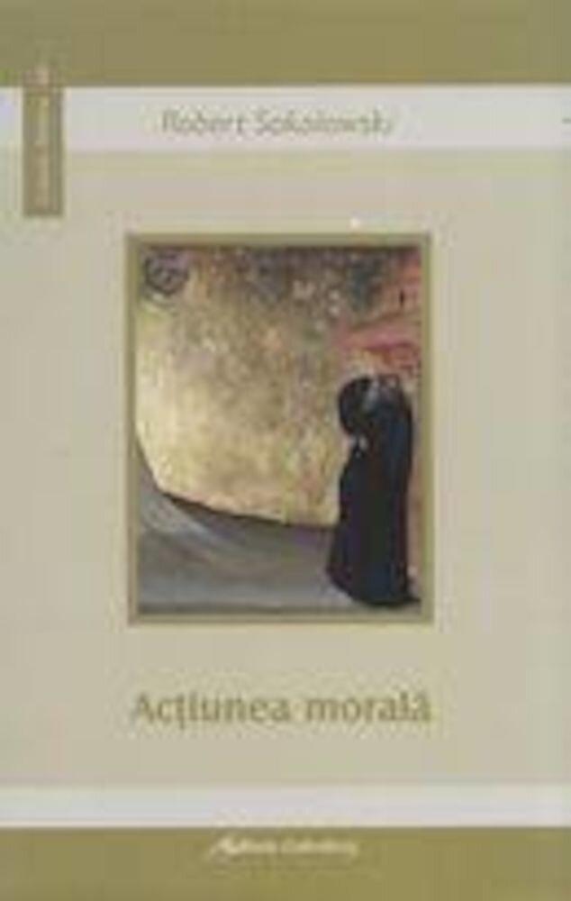 Coperta Carte Actiunea morala