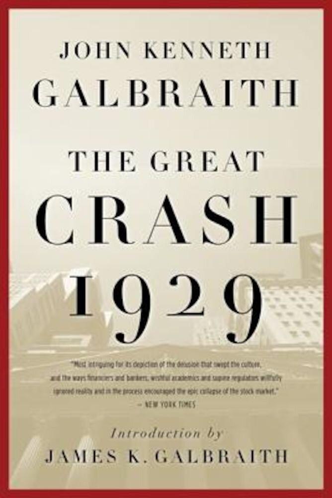 The Great Crash 1929, Paperback