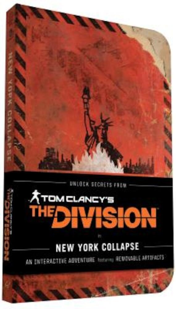 Tom Clancy's the Division: New York Collapse, Paperback
