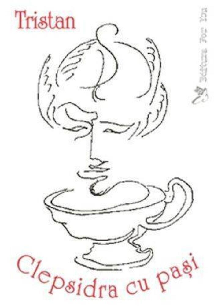 Coperta Carte Clepsidra cu pasi